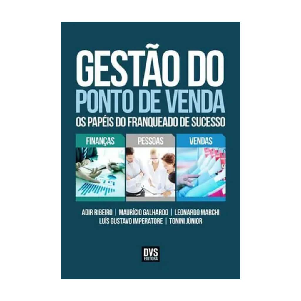 Capa do livro de marketing